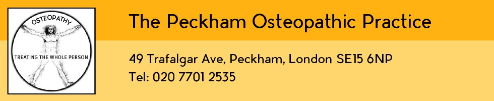 The Peckham Osteopathic Practice